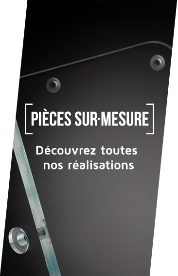 Découvrez les réalisations de Plastrance en thermoformage et ses pièces plastiques fabriquées sur-mesure.