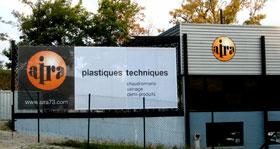AIRA est une entreprise spécialisée dans la chaudronnerie plastique
