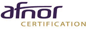 Le savoir-faire de PLASTRANCE en thermoformage et fabrication de pièces plastiques sur mesure est certifié AFNOR ISO 9001.