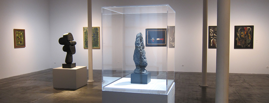 Claréa, le vitrage en méthacrylate de Plastrance, est la solution de protection des œuvres et objets d'art à destination des musées, des exposants et galeries d'arts.