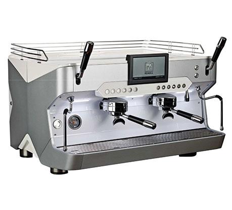 Pour le secteur des machines à café, Plastrance fabrique des pièces thermoformées opaques.
