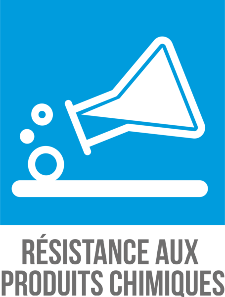 Résistance aux produits chimiques des vitrages de sécurité Cleargard