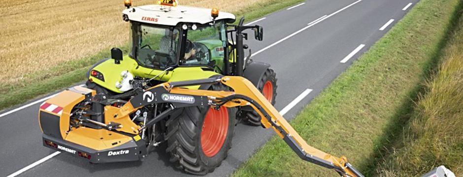 Avec Cleargard, Plastrance produit un vitrage de sécurité en polycarbonate adapté aux cabines de tracteurs, d'engins agricoles, forestiers et de génie civil.