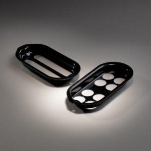 Déflecteur en polycarbonate (PC) pour le secteur du Transport (tramway)