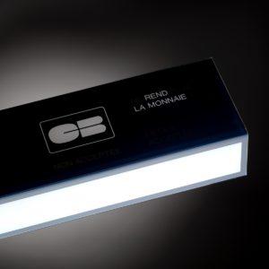 Luminaire pour automate de l'espace public en polycarbonate (PC)