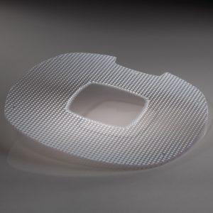 Luminaire en polycarbonate (PC) pour le secteur médical
